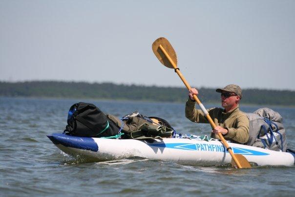 Kanu der Marke Pathfinder