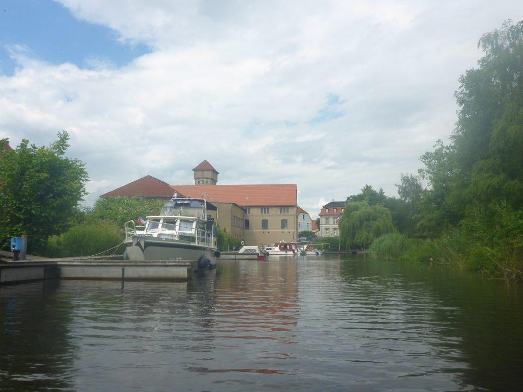 Müritz Elde Wasserstraße