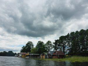 Wasserhäuser am Klenzsee