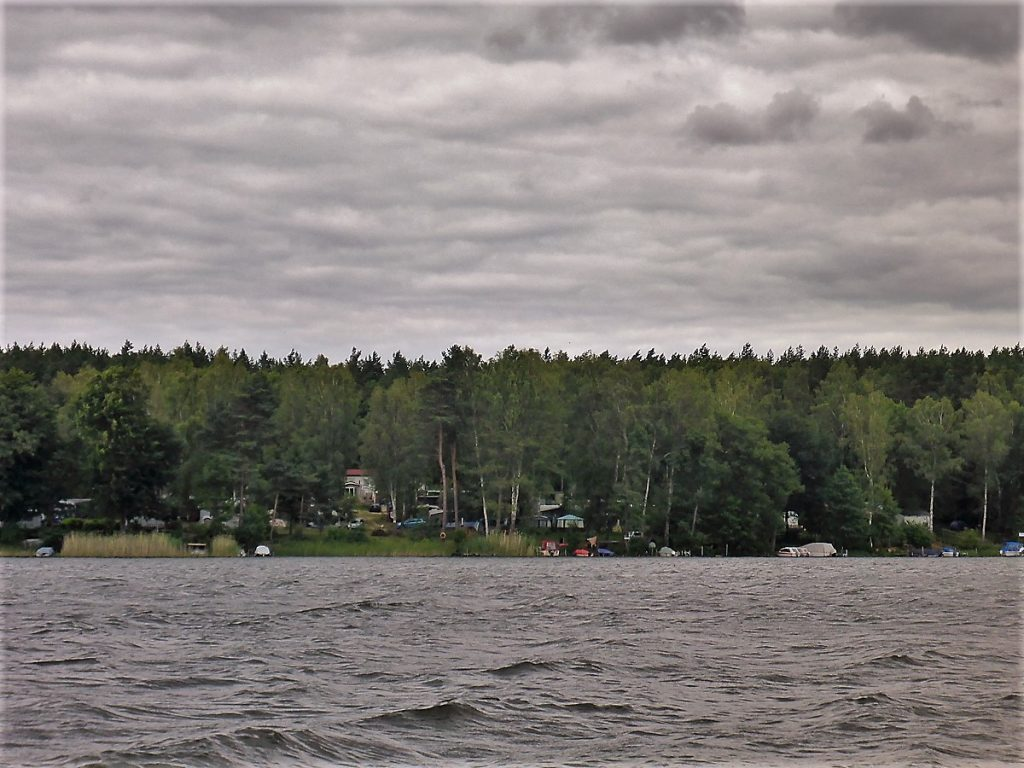 Campingplatz am Gobenowsee - KM 1,9