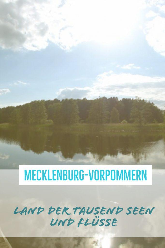 Paddeltouren in Mecklenburg-Vorpommern