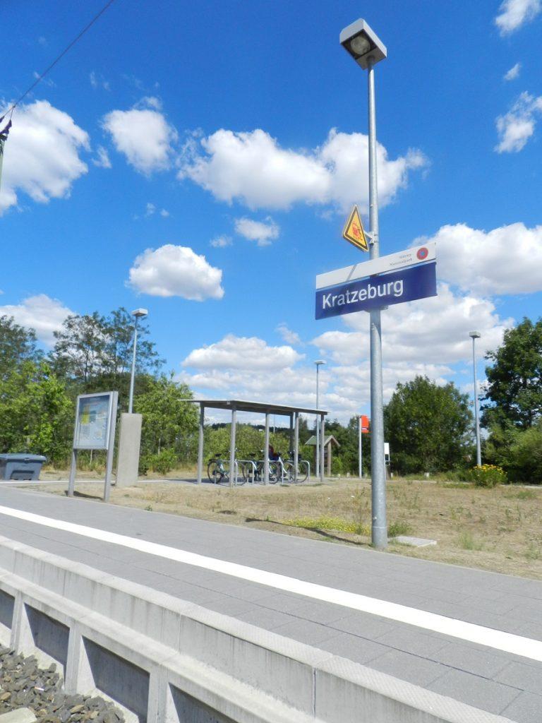 Bahnhof Kratzeburg