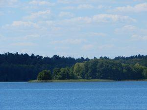 Insel Kratzeburg Käbelicksee